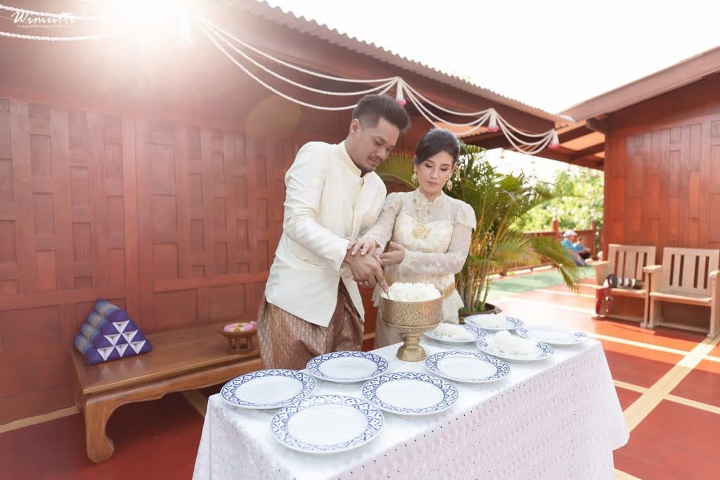 ช่างภาพงานแต่ง แบบไทย