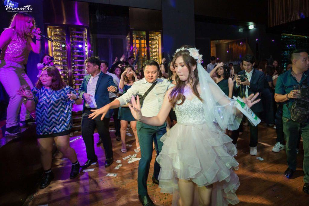 AFTER PARTY งานแต่ง คุณจอย & คุณแบงค์